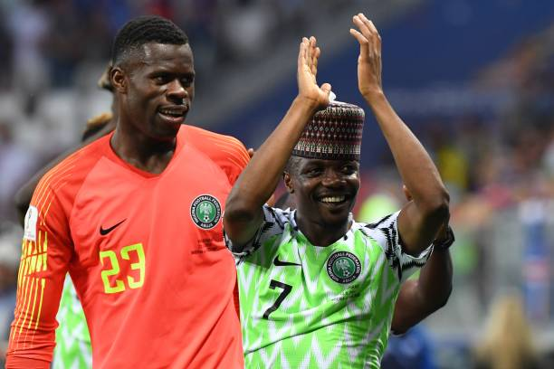 WORLD CUP PERMUTATIONS: What are Nigeria's chances of progressing into the Last 16?