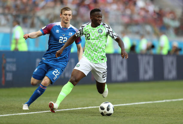 What a performance! Chelsea hails Kenneth Omeruo's Masterclass Performance vs Iceland