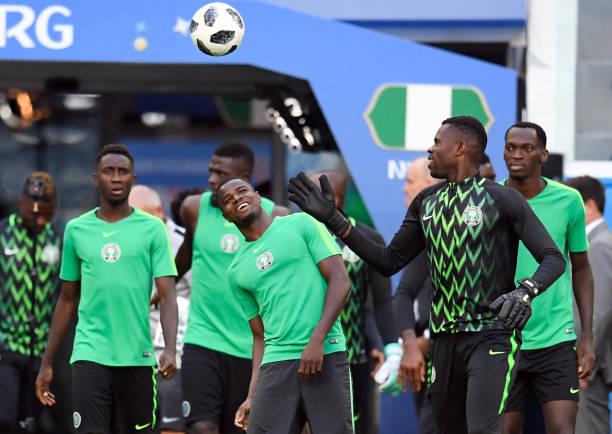 'Mathematical' Segun Odegbami Confident of Eagles Victory vs Argentina