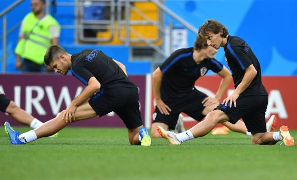 CONFIRMED! Croatia to rest Modric, Rakitic, Mandzukic, from Iceland clash