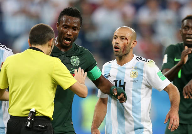 Eagles did everything possible against Argentina – Mikel