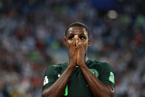 Ighalo takes blame for Eagles' loss to Argentina, tenders sincere apology