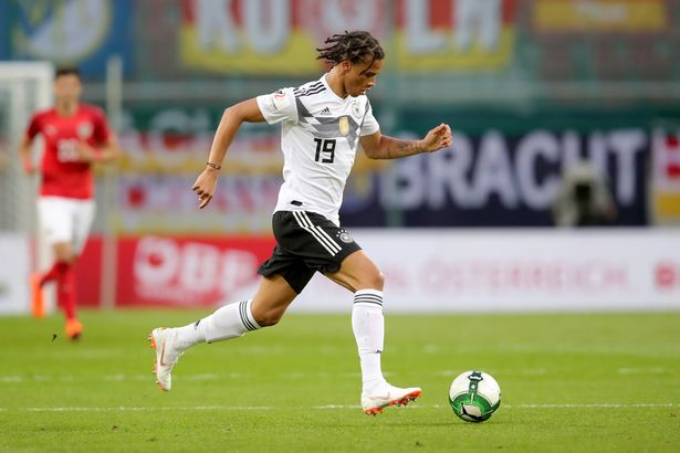 Manchester City's Leroy Sane left out of Germany World Cup squad