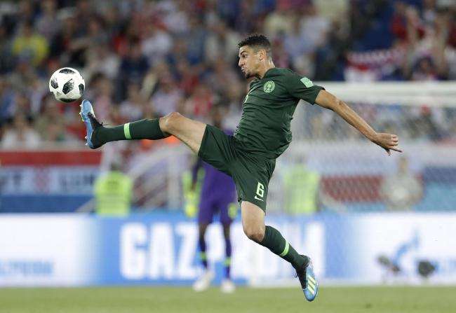NFF, Brighton & Hove Albion Celebrate Leon Balogun At 30