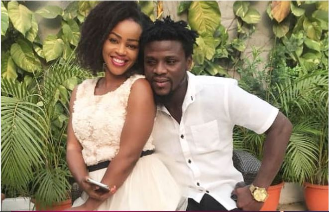 Nollywood Actress ends Marriage with Footballer Razaq Omotoyosi after a decade together