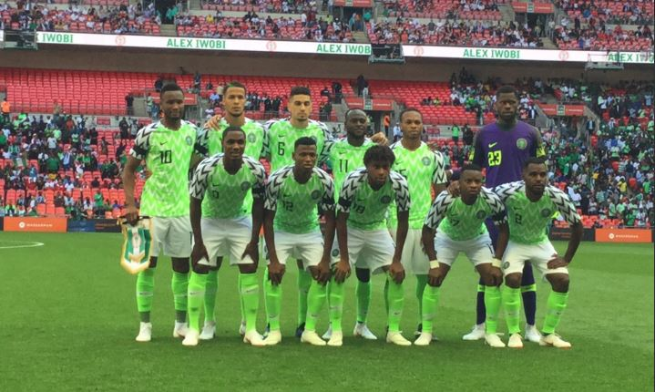 Show no Fear against Croatia, Godwin Okpara tells Super Eagles