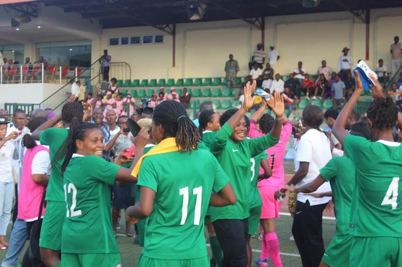 Falcons Qualify for Women's Africa Cup of Nations