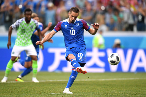 """""""Toughest moment of my career""""- Sigurdsson reflects on miss penalty"""