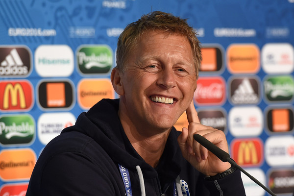 We Will Park The Bus Against Nigeria, Says Iceland Coach