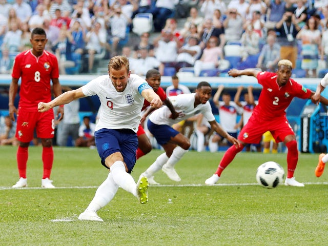 Harry Kane nets Hat-trick as Three Lions demolish Panama 6-1