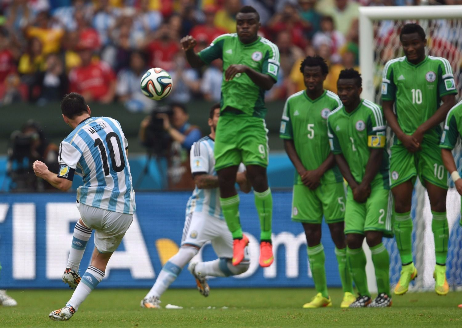 What to expect from Argentina vs Nigeria