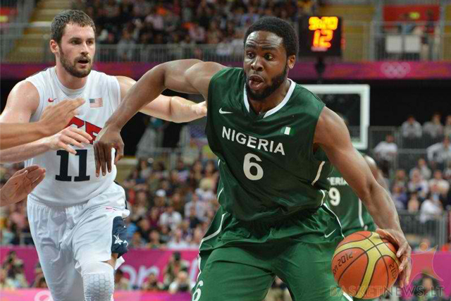 FIBA 2019: Captain Ike Diogu target first World Cup Opportunity with D'Tigers