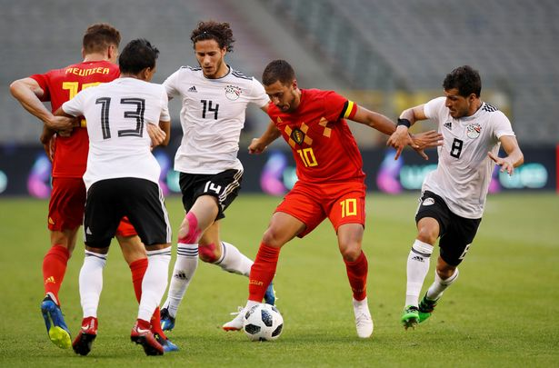 I will support Egypt in the World Cup! Hazard sends classy message to Salah