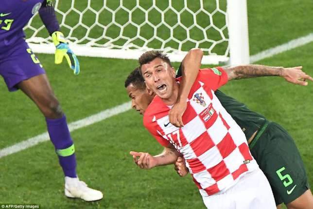 We were Unlucky against Croatia – Troost Ekong