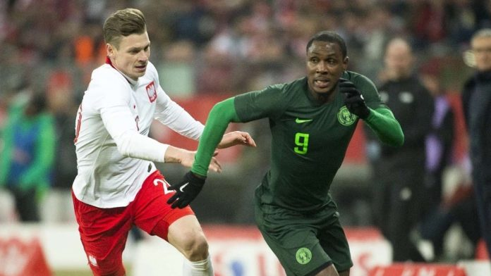 Ighalo reveals 'ultimate goal' in Russia