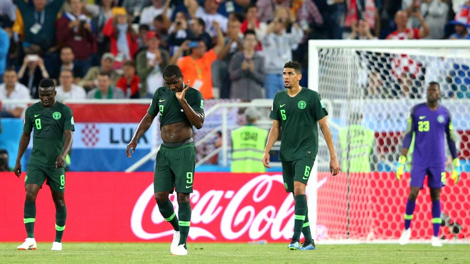 We'll correct our mistakes before Iceland clash, Etebo reacts to Eagles 2-0 loss