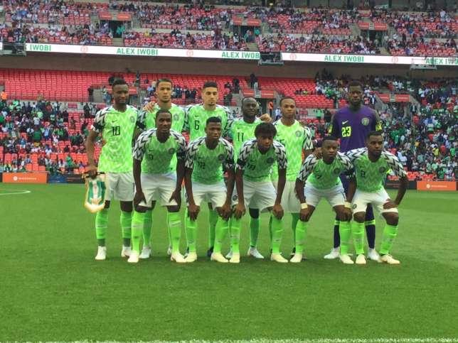 Super Eagles Starting XI against Croatia [See List]