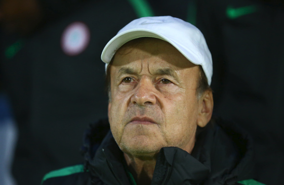 Rohr to name final World Cup squad after England friendly