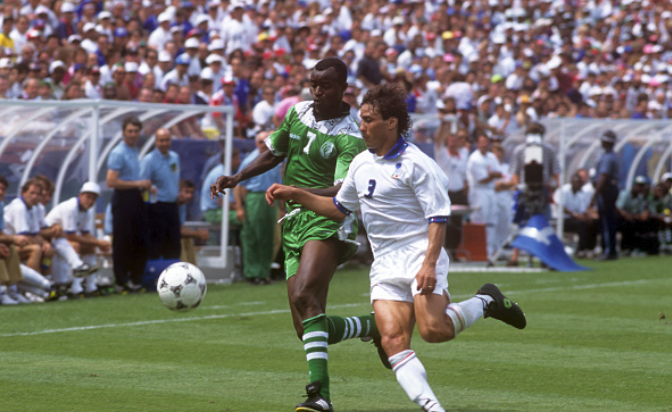 Shocking! Former Super Eagles Coach reveals Why Nigeria really lost to Italy at 1994 World Cup