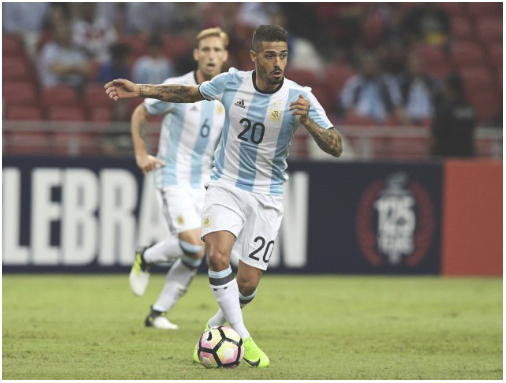 Ouch! Messi loses reinforcement as injury knocks out Lanzini from World Cup