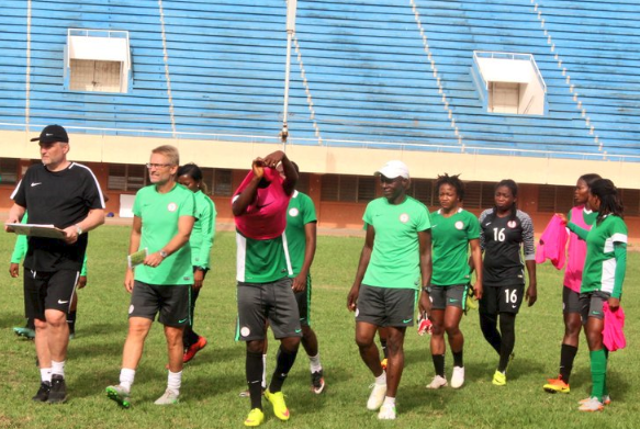 Okobi vows Gambia will face Falcons' Fury