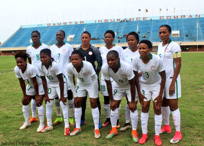 Super Falcons pip Gambia 1-0 in AWCON qualifier