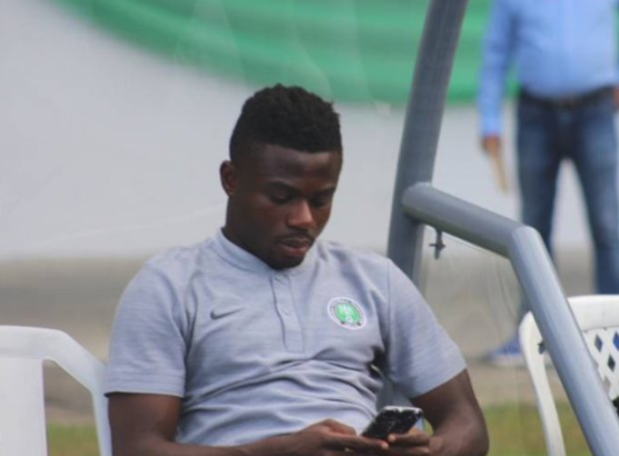 Moses Simon sits out Another Training Session… Knows World Cup Fate Today