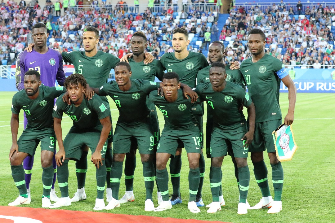 Udeze believes Eagles will Bounce back against Iceland