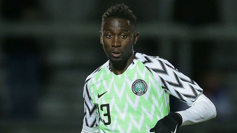 Ndidi to start against Czech Republic – Rohr