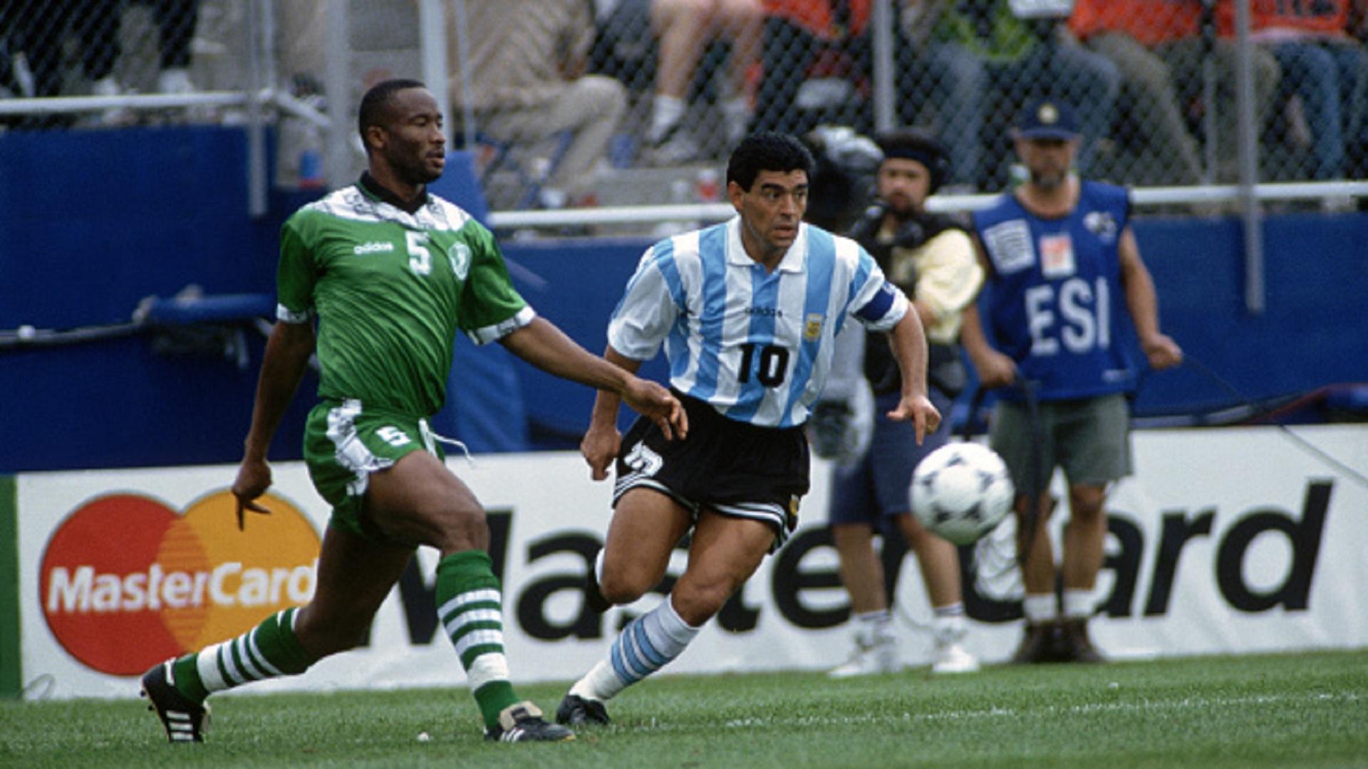 BREAKING – Football legend, Diego Maradona is dead