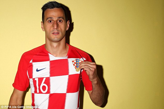 After refusing to come on as a Sub against Super Eagles, Croatia's Kalinic has been sent home from World Cup!!