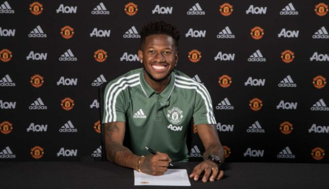 BREAKING! Fred Joins Manchester United on a Five-year deal