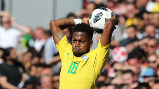 Brazilian star Fred completes £52million move to Manchester United