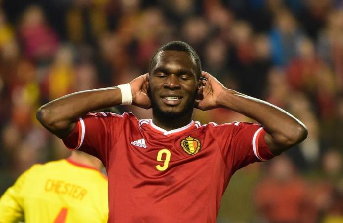 Christian Benteke axed from Belgium World Cup squad
