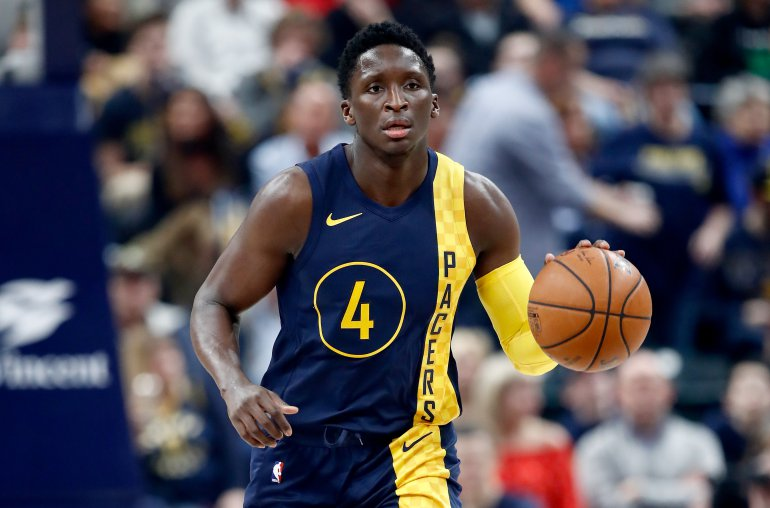 NBA Awards: Nigerian-born Victor Oladipo becomes fifth Pacer to win Most Improved Player award