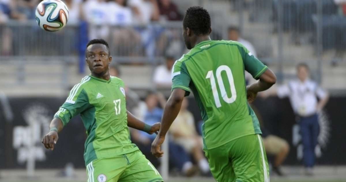Eagles Captain Mikel and Vice-Captain Onazi are in good terms – NFF