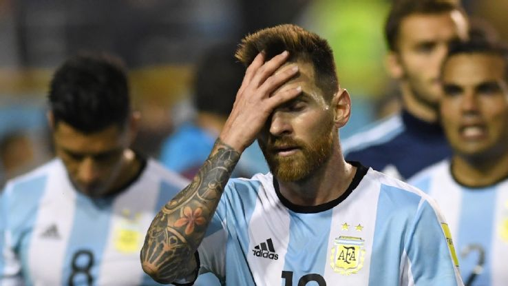 Has Nigeria done Messi's Argentina a favour by beating Iceland?