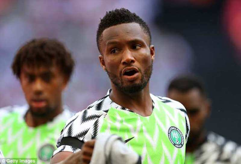 Mikel backs Nwakali's inclusion in Eagles' squad to face Seychelles