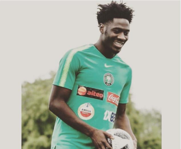 Ola Aina breaks silence, backs Eagles for World Cup Success
