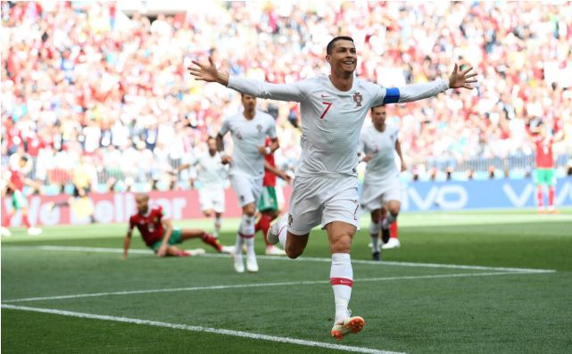 Portugal 1-0 Morocco: Ronaldo effort sends Morocco out of World Cup