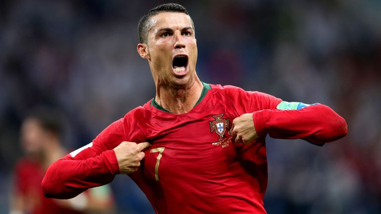 PSG 'linning up a £265m Cristiano Ronaldo bid' after World Cup