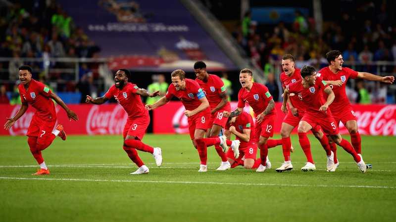 Colombia 3-4 England: Three Lions end penalty jinx to send Colombia out of World Cup
