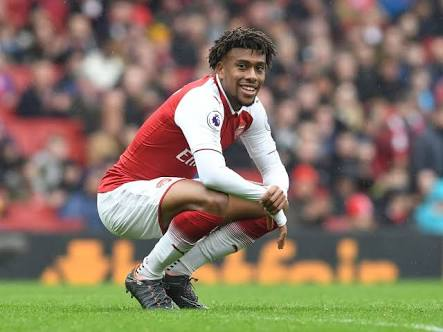 Iwobi out? Arsenal put up £22m rated Eagles forward for sale