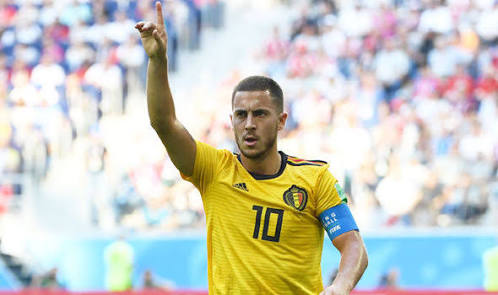 Real Madrid to keep Number 7 shirt for Chelsea's Hazard