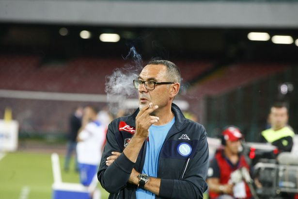 Maurizio Sarri banned from 'smoking' by Chelsea owner Abramovich