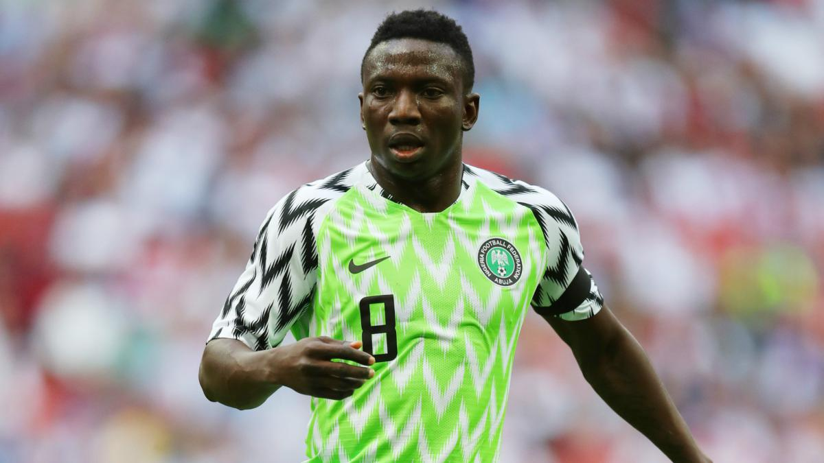 Etebo to Join Stoke City's Pre-season tour by mid-July