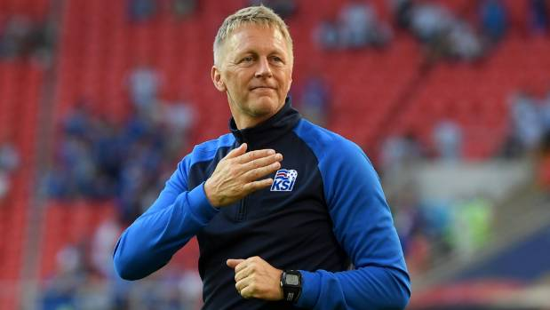 Iceland coach Heimir Hallgrimsson resigns after World Cup debut