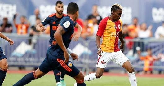 Onyekuru Nets Second Galatasaray Goal In 1-0 Win over Club African