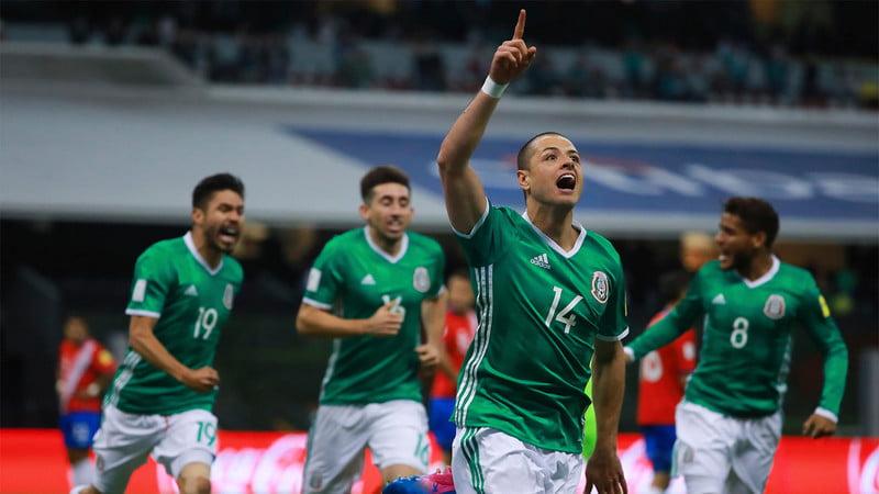 Brazil vs Mexico