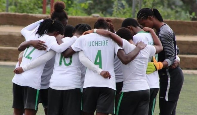 Bayelsa Queens attacker Saheed Adebisi calls for Falconets' support ahead of U-20 W/Cup